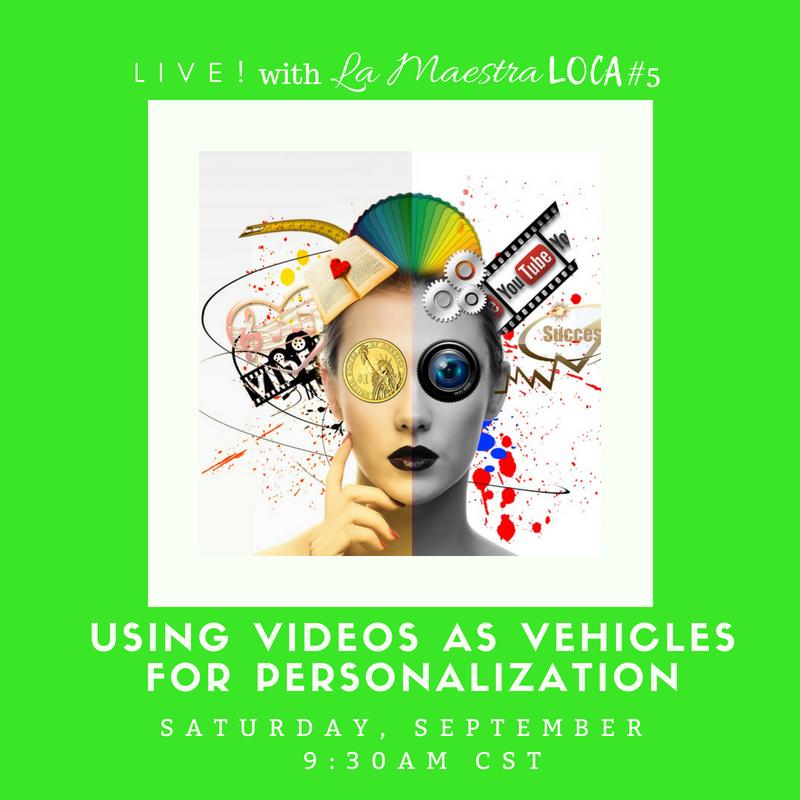 LIVE! with La Loca 2, 3, and 4