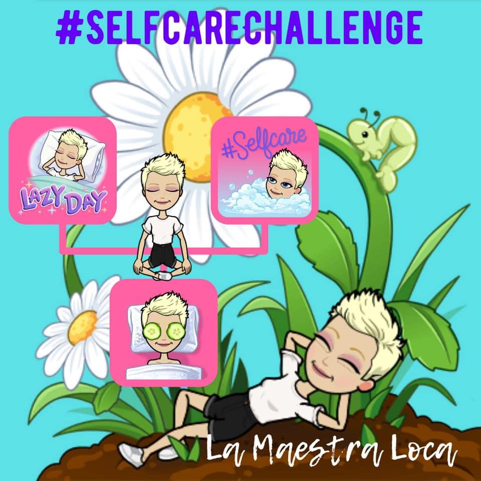 #Selfcarechallenge with ME!