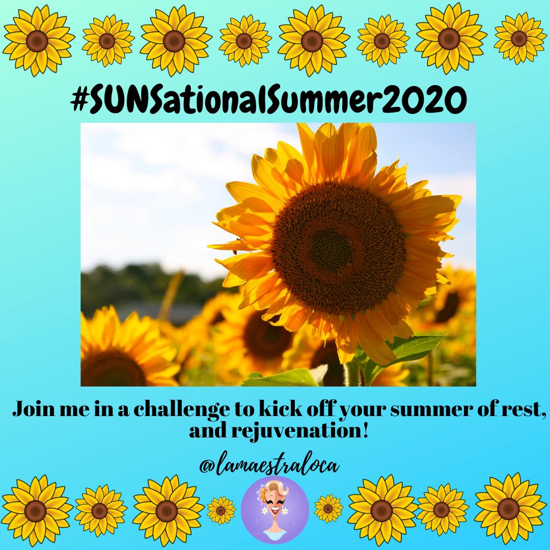SunSational Summer 2020